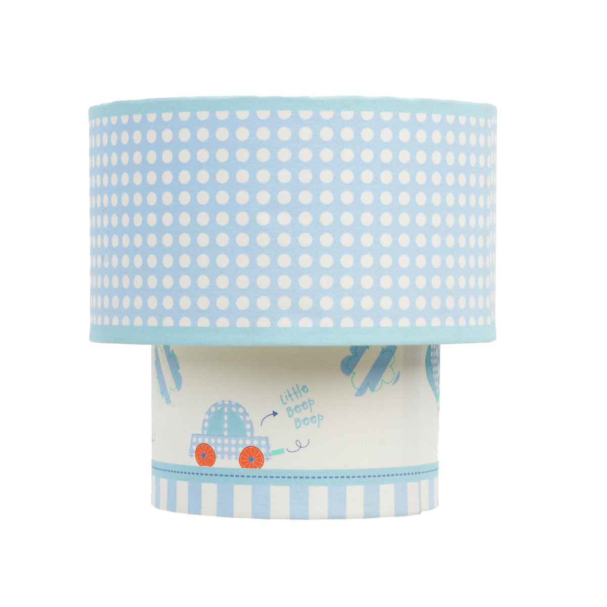 Mothercare Little Beep Beep Lampshade